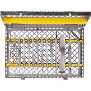 Tray for Periodontal Surgery with Cassette